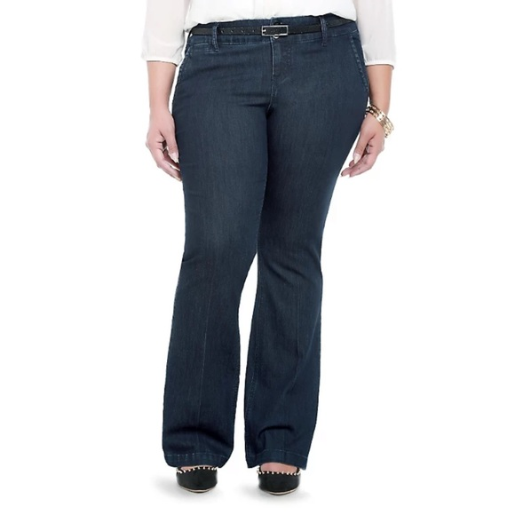 Torrid Slim Boot Trouser Jeans
